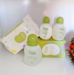 Kit Natura Mamãe e Bebê (entrega facilitada)