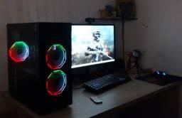 CPU Gamer top, roda de tudo.