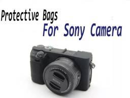 Bag silicone câmera Sony