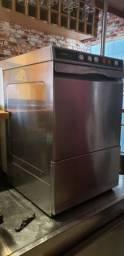 Lavadora de Louças industrial Hobart Ecomax 400 Semi-Nova