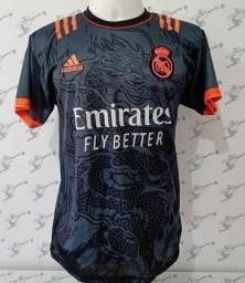 Camisa Real Madrid - M