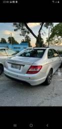 Título do anúncio: Mercedes c200 kompressor
