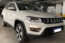 Jeep Compass 17/17 longitude diesel 4x4 pacote premium