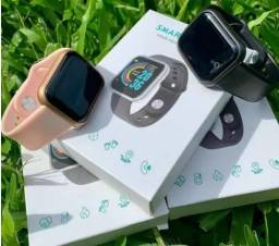 Smartwatch Y68 Com Pulseira Colorida À Prova D 'água Para Esportes Com Frequência Cardíaca