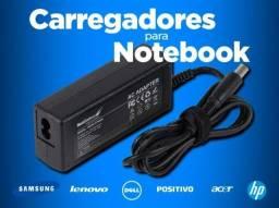 CARREGADORES DE NOTEBOOKS