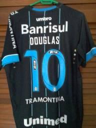 Camisa Grêmio #10 Douglas