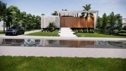 Título do anúncio: Belíssima casa 4 suítes em construção no Aldeia do Vale!!