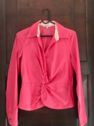 camisa feminina clássica nova