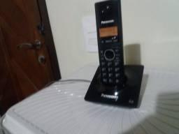 Título do anúncio: Telefone sem fio Panasonic kxtg1711LB