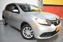Renault sandero 2016 1.6 expression 8v flex 4p manual