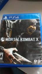 Título do anúncio: Vendo ou troco Jogos PS 4