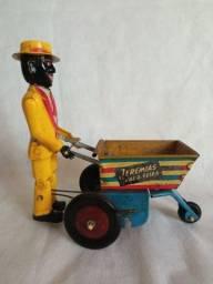 Brinquedo Antigo de Lata da Estrela Jeremias Vai à Feira Primeira Edição Original