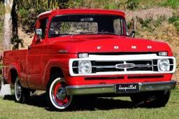 Ford F100 Twin Beam 1968 V8 (272):
