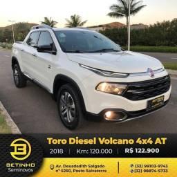 Toro Volcano 2.0 4x4 Diesel Aut. 2017/2018