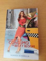 Livro - Os delírios de consumo de Becky Bloom