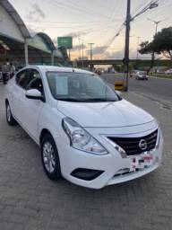 Título do anúncio: Nissan versa SV 1.6