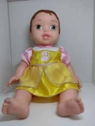 Boneca bebê Bela da Disney