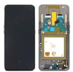 Título do anúncio: Tela / Display para Samsung A80 Super Amoled - Instalação em 30 Minutos!