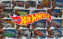 Hot Wheels Lacrados Miniaturas Carrinhos Mattel