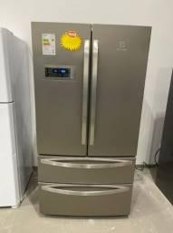 Geladeira Refrigerador Electrolux French Door 517L
