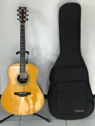 Título do anúncio: Violão Yamaha LL TA