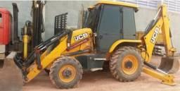 Retro Escavadeira Jcb 3Cx Turbinada