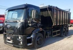 Ford Cargo 2428 - Caçamba
