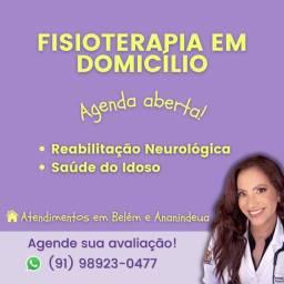 Título do anúncio: Fisioterapia em Domicílio