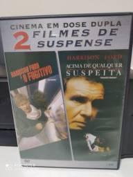 Coleção Harrison Ford em DVD.