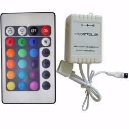 (WhatsApp) controle p/ fita de led central rgb