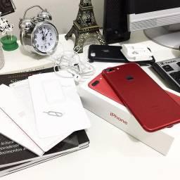iPhone 7 Plus 128 GB RED (ÚNICO DONO)