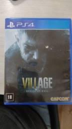 Resident Village ps4