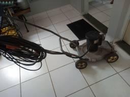 Roçadeira motor 220 volts