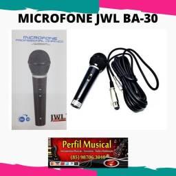 Microfone jWL BA-30 em promoção fazemos entregas