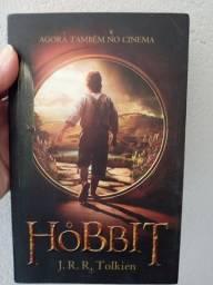 Título do anúncio: Livro hobbit