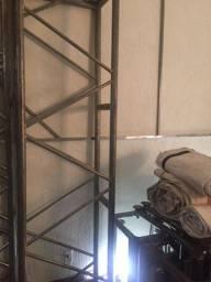 Título do anúncio: Boxtruss treliça Q70 ferro 2,50 metros, R$400.00 -