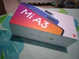Vendo Ótimo celular Xiaomi Mi A3 muito bem conservado só hoje 950