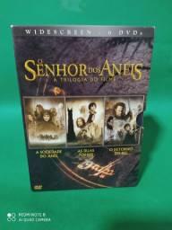 Box DVD Senhor dos Anéis 6 discos