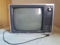 TV Antiga PHILCO Eletronic Soft Selector de Luxe 17