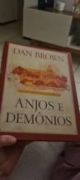 Livro Anjos e Demônios Dan Brown Ilustrado