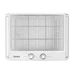 ar condicionado janela consul mecânico 12000 btus frio ccb12ebbna - 220v