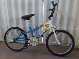 Título do anúncio: Bicicleta aro 20 (6 a 8 anos)