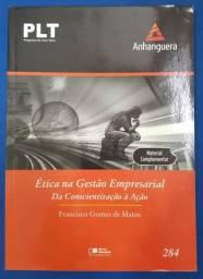 Livro Anhanguera - Ética na Gestão Empresarial - Da Conscientização à Ação