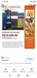 Título do anúncio: Máquina modeladora de salgados
