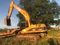 Escavadeira Caterpilla 320 CL