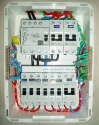 Rede elétrica feita por especialista ( Eletricista residencial e industrial)