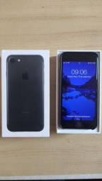 Título do anúncio: iPhone 7 Black - 128gb - Funcionando perfeitamente