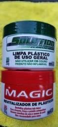 Revitalizador e Limpador de Plásticos