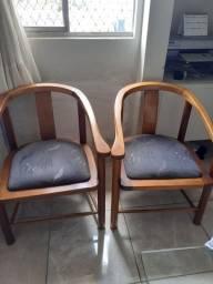 Cadeiras para compor ambientes
