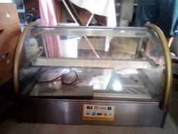 Vendo estufa de salgado pegando perfeitamente